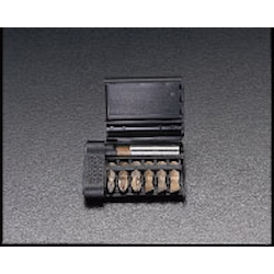 (+)(-) Pocket Screwdriver Bit Set EA551CA