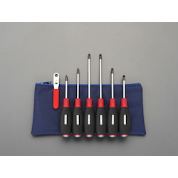 [6 Pcs] Hammerhead Screwdriver EA557AW-600