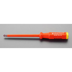 (+)Insulated Screwdriver EA560PL-2