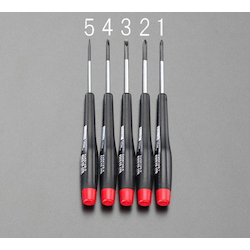 (+)(-) Precision Screwdriver EA561KB-4