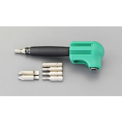 [Interchangeable] L-Type Screwdriver Set EA564AG-12