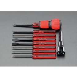 Screwdriver (With Cup Hook Fastener) Set EA564AG-8