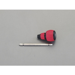 (+)(-) Short Power Grip Screwdriver [Interchangeable] EA564KG