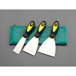 [3 Pcs] Putty Knife Set (Stainless Steel) EA579AK-300