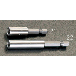 "1/4""Hex /50mm Bit Holder(With M) EA611AX-22"
