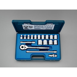 "(1/2"""") Socket Wrench Set EA617DC-56"