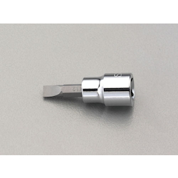 "(3/8"")(-)6.5mm Bit Socket EA617DH-6.5"