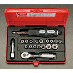 "(1/4"") Socket Wrench Set EA618-10"