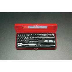 "(1/4"") Socket Wrench Set EA618-6"