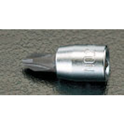 "(1/4"") (+) Bit Socket EA618AS-4"