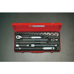 "(1/2"") Socket Wrench Set EA618C-10"