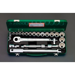 "(1/2"")Socket Wrench Set EA618K-1"
