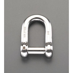 [Stainless Steel] Embedded Screwed Shackle EA638FB-33