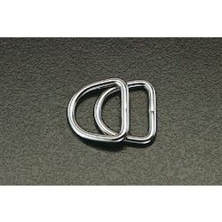 [Stainless Steel] D-Type Ring EA638JD-7