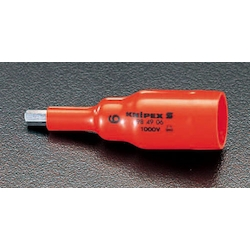"(3/8"")Insulated InHex Socket EA640LK-6"