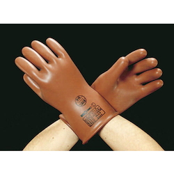 Insulated Rubber Gloves (600 VAC) EA640ZB-11