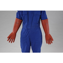 Insulated Rubber Gloves for High Voltage(7000V) EA640ZE-1