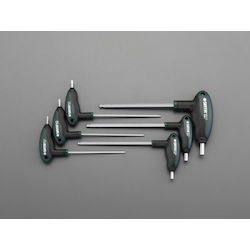 [Ball Hexagon] L-Type Wrench (6 Pcs) EA683AF