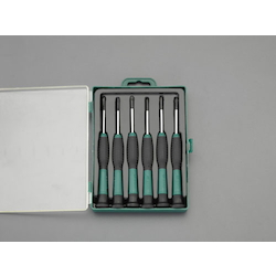 (+)(-) Precision Screwdriver Set EA683SP