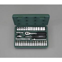 "(1/4"")Socket Wrench Set EA687AA"