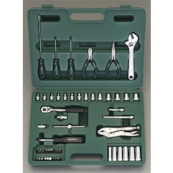 "(1/4"") Socket Wrench, tool set EA687AD"