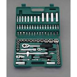 "Socket Wrench Set (1/4"") EA687DD"