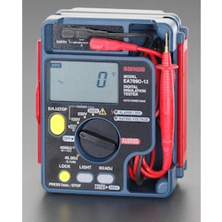 Digital Insulation Resistance Tester EA709D-13