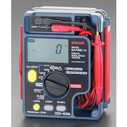 Digital Insulation Resistance Tester EA709D-14