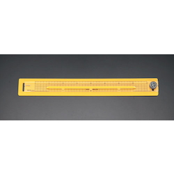 Safety Cutter Ruler EA720Y-1