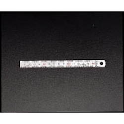 Silver Straight Ruler EA720YD-3