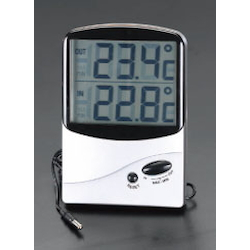 [Indoor, Outdoor] Maximum, Minimum Thermometer EA728AC-15