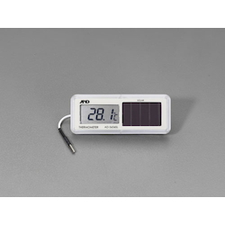[Solar Type] Thermometer (With Magnet) EA728EF-4A