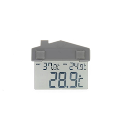 Digital Outdoor Thermometer (Battery Type) EA728GH-31