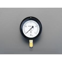Sealed Pressure Gauge with Flange EA729DS-100