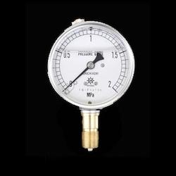 [Glycerin Filled] Pressure Gauge EA729GD-50