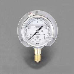 [Glycerin Filled] Pressure Gauge With Flange EA729GG-1