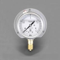 [Glycerin Filled] Pressure Gauge With Flange EA729GG-30