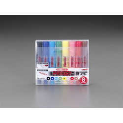 Water-Based Felt-Tip Pen EA765MH-8S