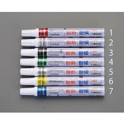 Heat-Resistant & Weather-Resistant Marker EA942CD-1