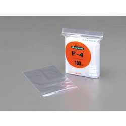 Polyethylene Bag with Chuck EA944C-100