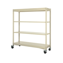 Boltless Steel Shelf with Caster EA976DT-120B