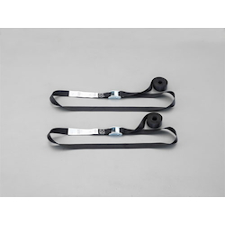 Load-Binding Strap 2 Pcs (Black) EA982BA-28A