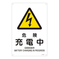 JIS Safety Sign Board EA983B-7A