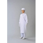 ADCLEAN Clean Lab Coat, White