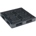Plastic Pallet, General-Purpose Type, Gray