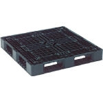 Plastic Pallet, Lightweight Type, Dark Blue/Black