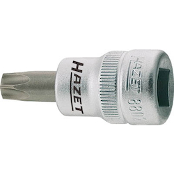 Torx® Bit Socket Insertion Angle 9.5 mm
