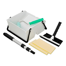 Window Roller Cleaning Kit (with Telescopic Handle)