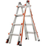 Little Giant Alta-One Telescopic Ladder Dual Purpose Step Ladder