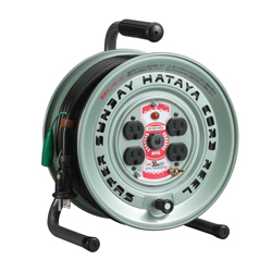 GV-301KS Super Sunday Reel (with Temperature Sensor), 30 m, Earthed